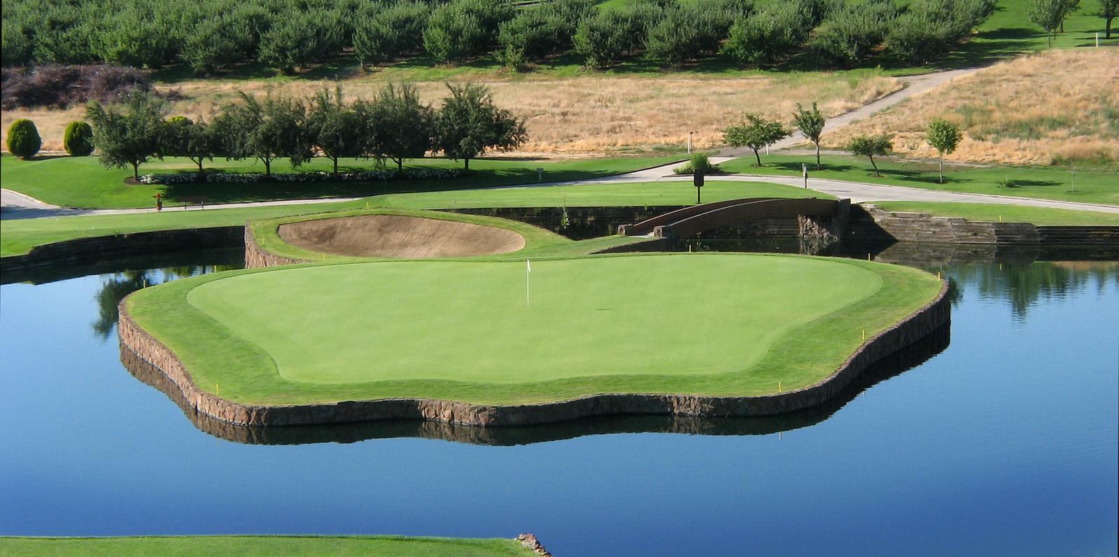 Golf Course Web Design